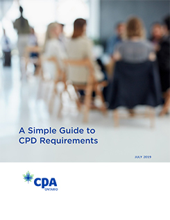 A Simple Guide to CPD Requirements