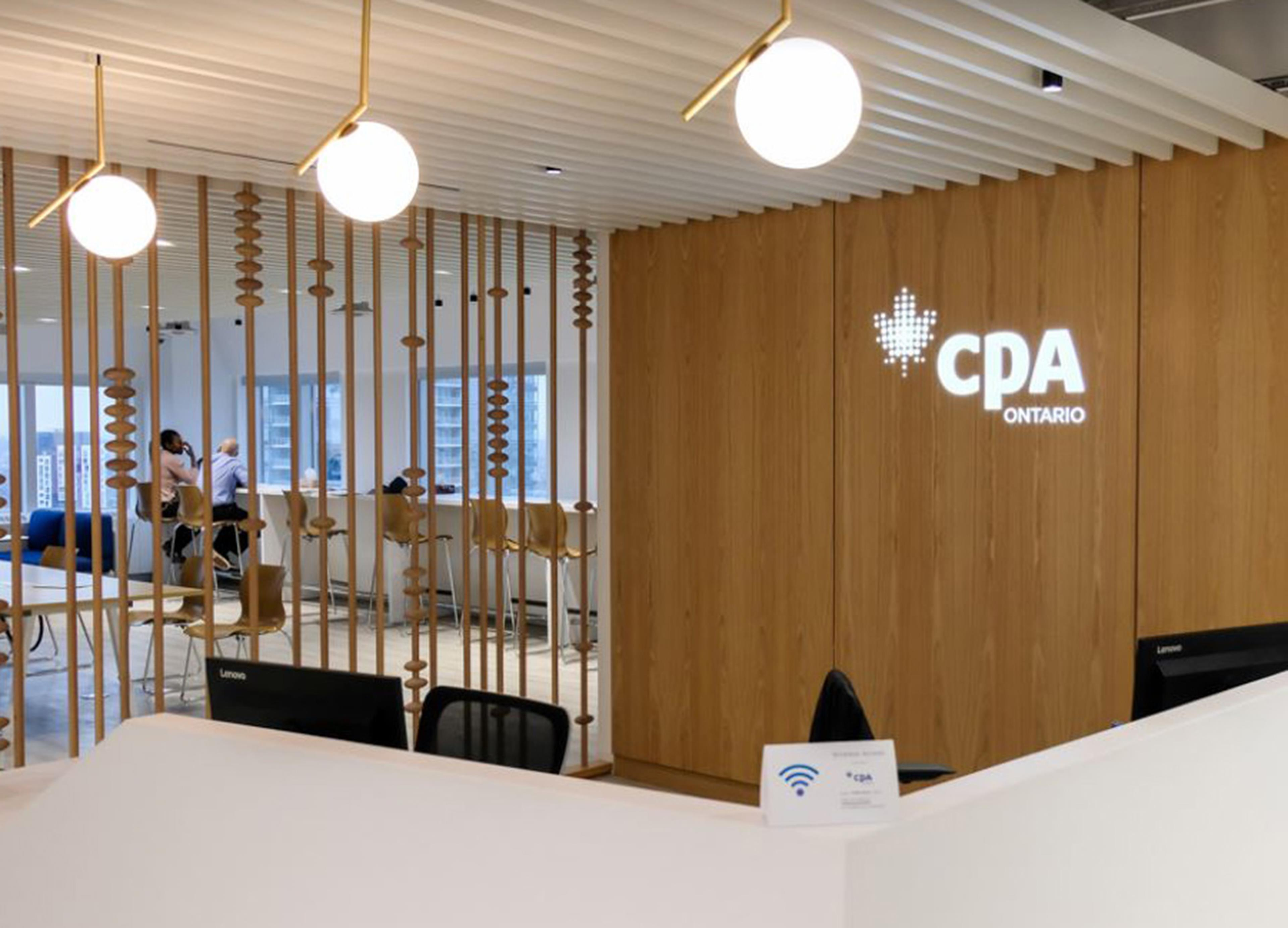 CPA Ontario's office
